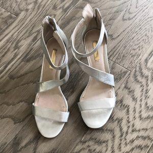 Louise et Cie genuine leather sandals size 7.5